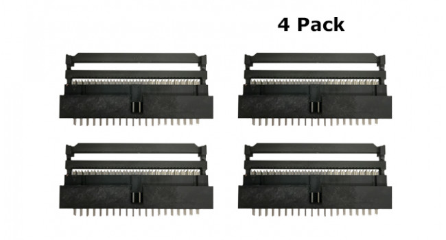 IDC 40Pin M+F Connector Kit (4 Pack)