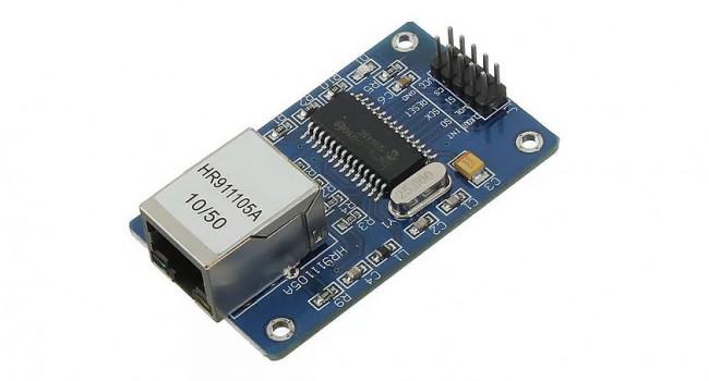 Network Module ENC28J60