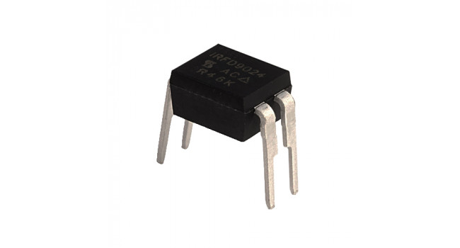 IRFD9024 P-Channel MOSFET 1.6A/60V