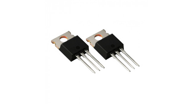IRFZ44 MOSFET 36A (2 Pack)