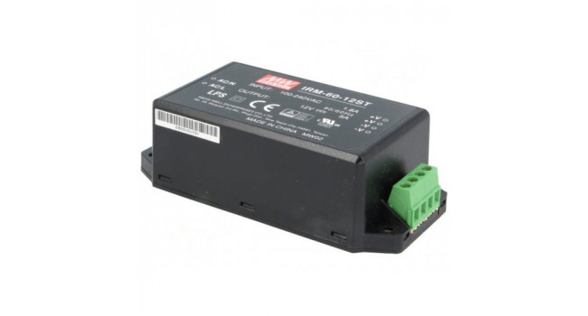 AC/DC Power Supply 220VAC - 12V@5A