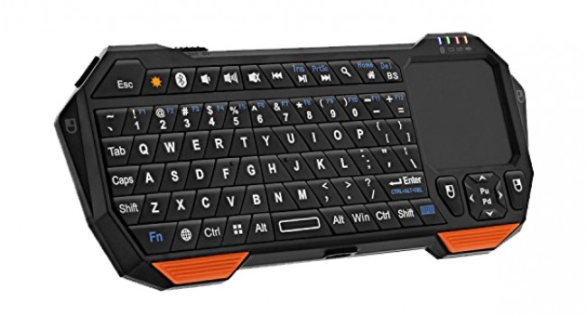 Mini Keyboard - Cable + Bluetooth