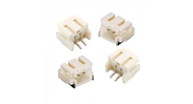 JST-PH (2mm) 2 Pin SMD Connector (4 Pack)