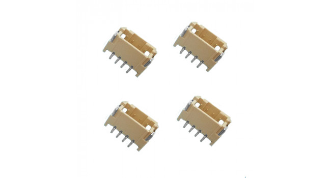 JST-PH (2mm) 4 Pin SMD Connector