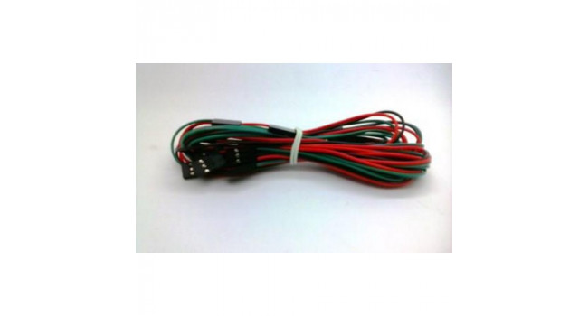 Jumper Cable 3 Way  Female Female (5 Pack)