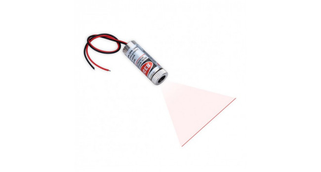 Laser Diode - Red Line Type - 5mW