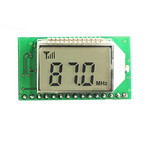 LCD FM Module
