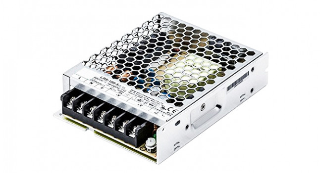 LRS Compact 5V 18A 100W PSU
