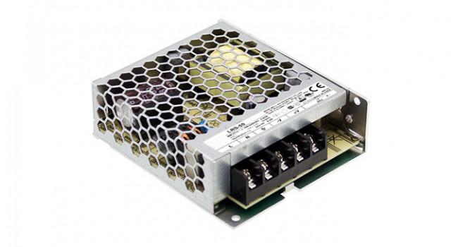 LRS Compact 5V 10A 50W PSU