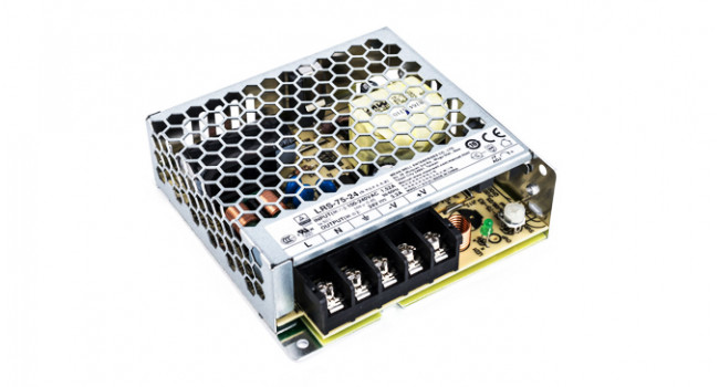 LRS Compact 24V 3.2A 75W PSU