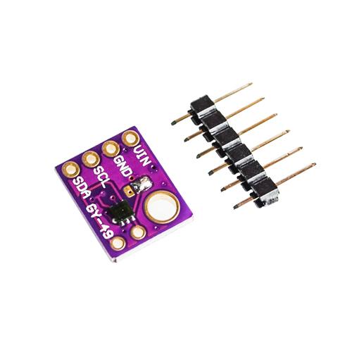MAX44009 Ambient Light Sensor - I2C