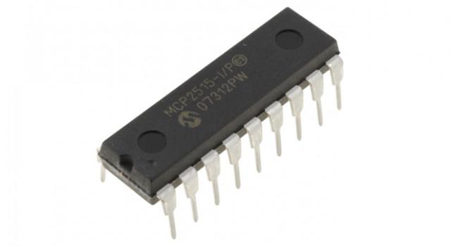 Microchip MCP2515 CAN Interface IC - DIP