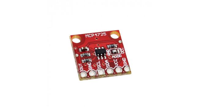 MCP4725 I2C DAC Breakout Module