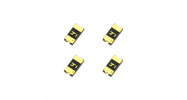 Fuse, Resettable PTC, 13.2V, 500mA (4 Pack)