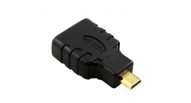 Micro HDMI to HDMI Converter