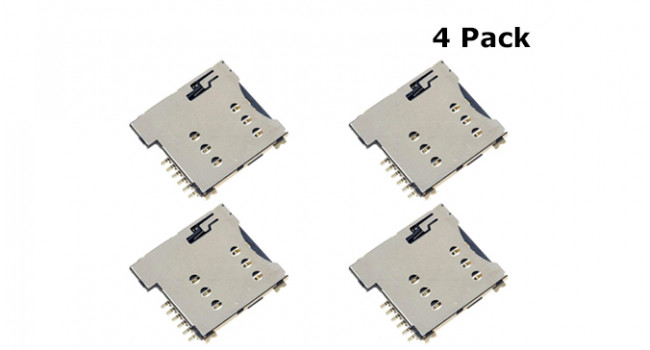 Micro SD Sim Holder (4 Pack)