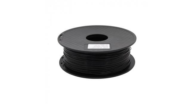 PLA Filament 1.75mm 1Kg - Black