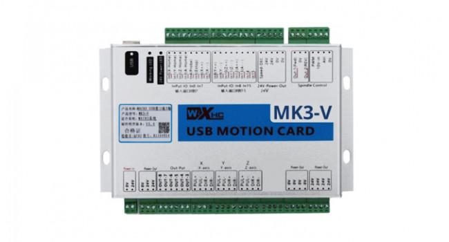 XHC Mach 3 USB Controller - 3 Axiz - 2Mhz