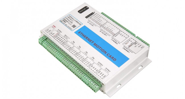 XHC Mach 3 Controller 4 Axiz - Ethernet