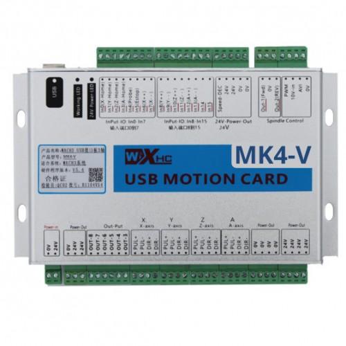 XHC Mach 3 USB controller - 4 Axiz - 2Mhz - Micro Robotics Xhc E Stop Wiring Diagram on e stop symbol drawing, e stop electric symbols, 3 wire start stop diagram, block diagram, e stop circuit example, basic emergency stop circuit diagram, e stop cable,