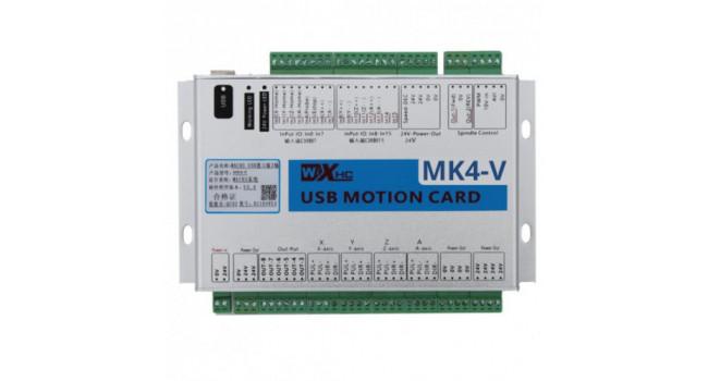 XHC Mach 3 USB controller - 4 Axiz - 2Mhz