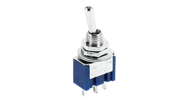 MTS-103 Switch 250V 3A (4 Pack)