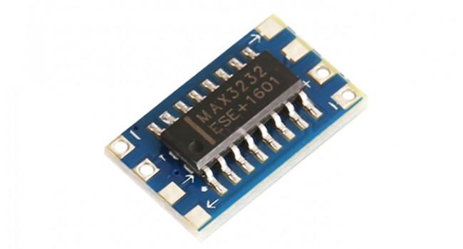 MAX3232 Serial Converter Module 3-5V