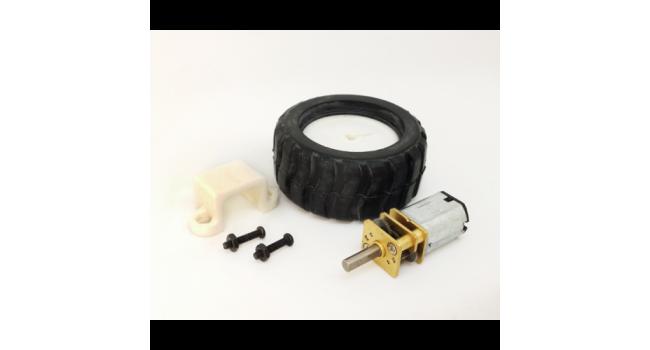 Motor + Wheel Kit