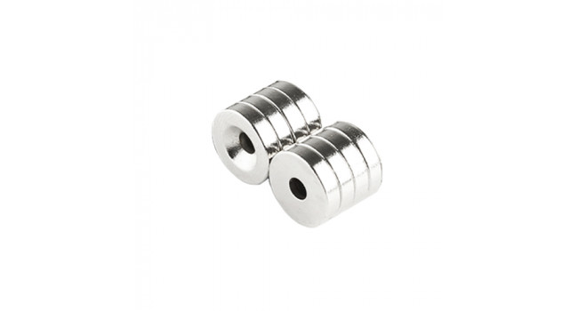 N35 Magnet with Hole (4 Pack)
