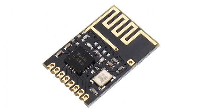 NRF24L01 Mini Wireless Module