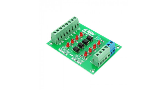 Opto Isolator 24-5V Module