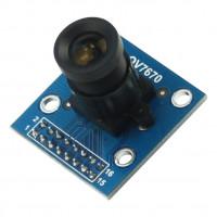 OV7670-V2 640x480  VGA Camera Module with I2C