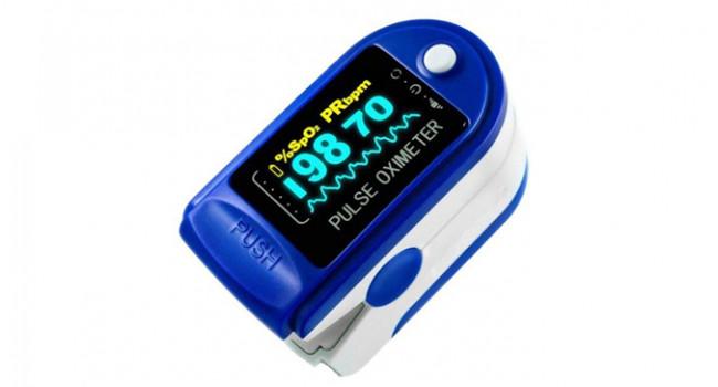 Oximeter Heart Rate Meter