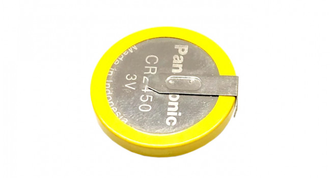 Panasonic CR2450 Coin Cell Battery
