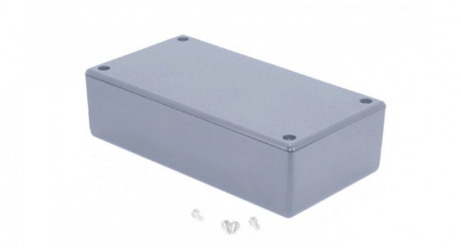ABS Enclosure 150 x 90 x 55 - Grey