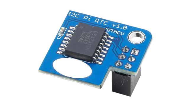 Pi RTC DS3231 Mini Module - I2C