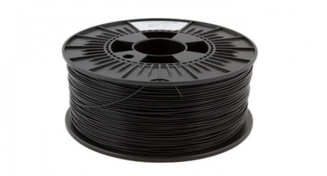 PLA++ 1.75mm Filament Black - 1Kg