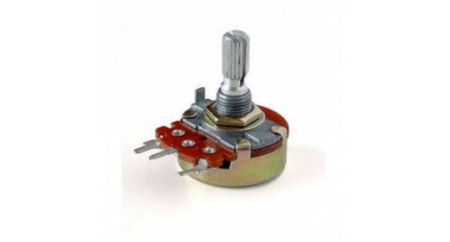 Potentiometer 1K Linear (4 Pack)