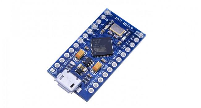 Pro Micro 32U4 Board - 5V 16Mhz - Arduino Bootloader