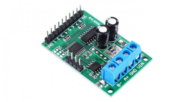 8 Channel Relay Control Module - RS485 & RS232