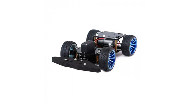 Wd rc smart car chassis for arduino micro robotics