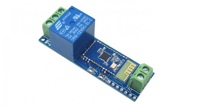 12V Relay Bluetooth Switch