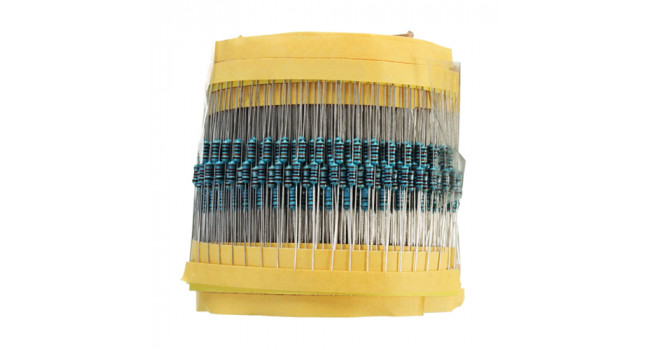 Resistor Kit 300 Pieces