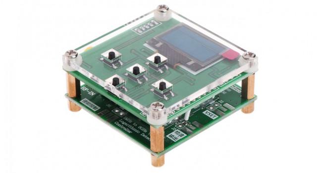 RF Power Meter 8GHz + Display