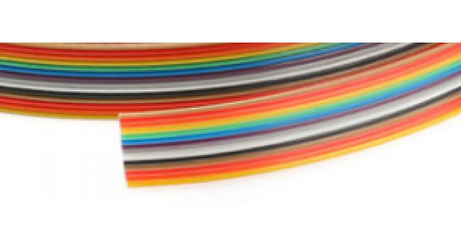 Ribbon Cable 14 Way - 2m