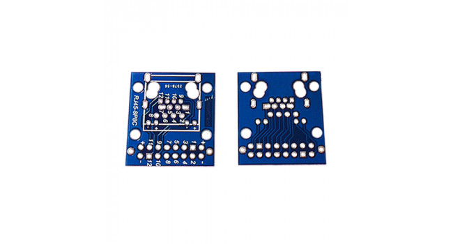RJ45 Connector - PCB (2 Pack)