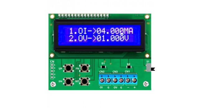RS485 4-20mA Current Signal Generator Simulator