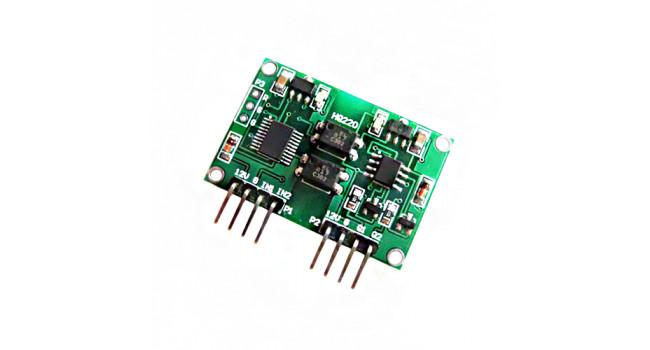 Voltage Signal Isolator 0-5V