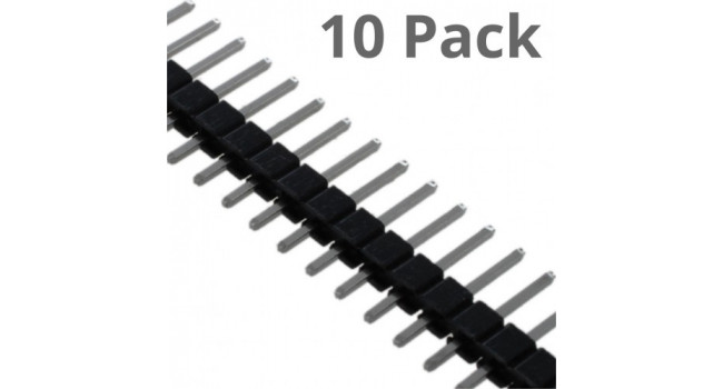 SIL 40 way Header connector (10 Pack)