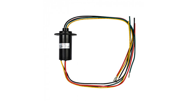 Slip Ring 4 Wire - 20A